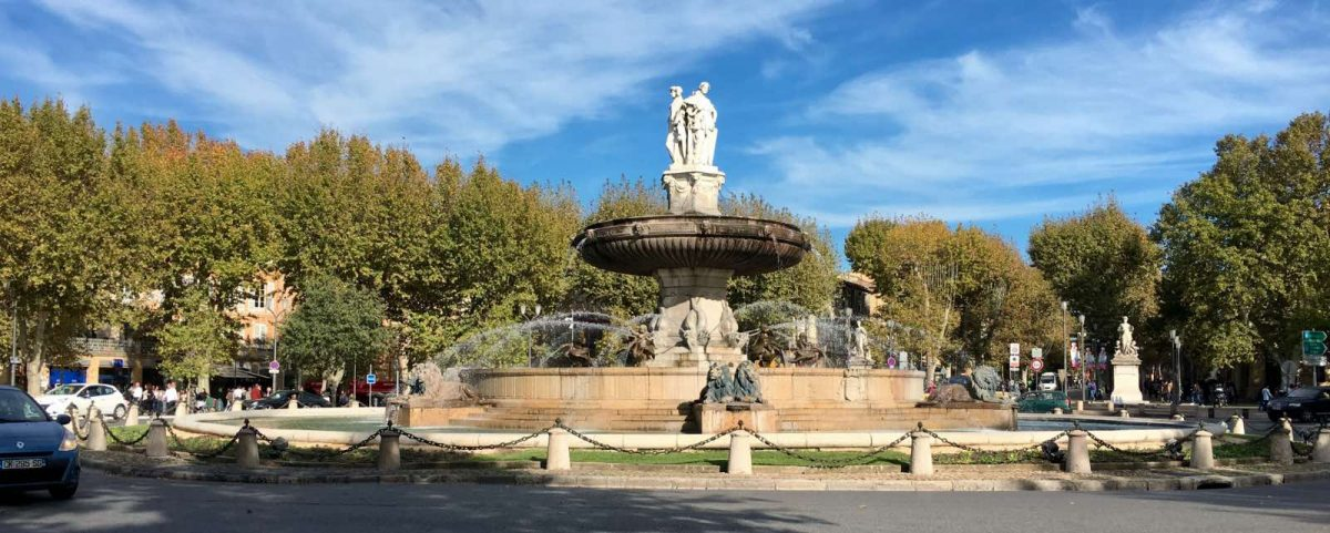 Aix-en-Provence in Photos
