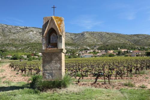 L'Oratoire St. Roch in Puyloubier, France